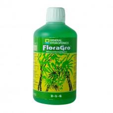 Удобрение GHE Flora Gro 1л
