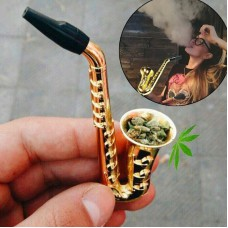Трубка для курения саксафон